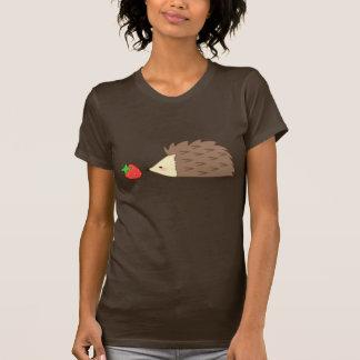 Camiseta Ouriço e morango