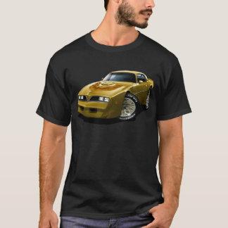 Camiseta Ouro 1977-78 do transporte Am