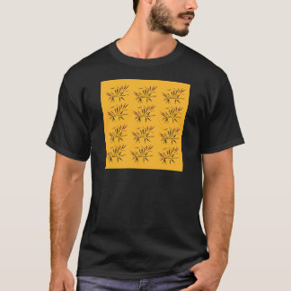 Camiseta Ouro de bambu Eco do design