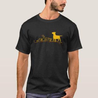 Camiseta Ouro de BULL TERRIER