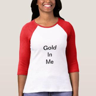 Camiseta Ouro em mim