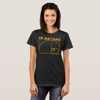 Camiseta OURO na NATUREZA (obscuridades)
