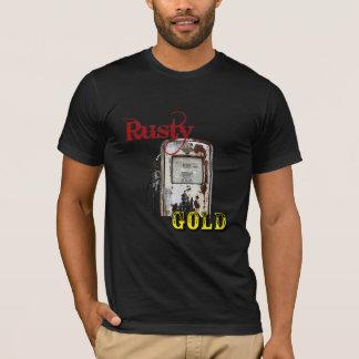 Camiseta Ouro oxidado