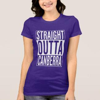Camiseta outta reto Canberra