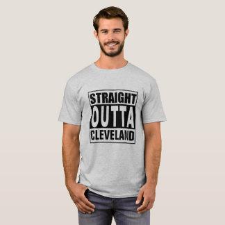 Camiseta Outta reto Cleveland