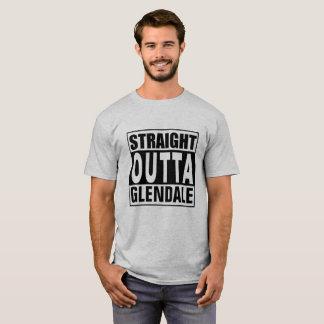 Camiseta Outta reto Glendale