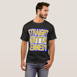 Camiseta Outta reto Kennedy