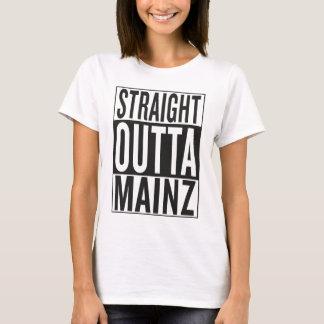 Camiseta outta reto Mainz