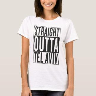 Camiseta outta reto Tel Aviv