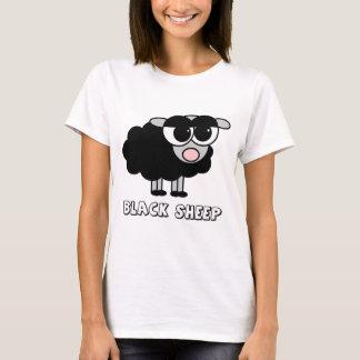 Camiseta Ovelhas negras pequenas bonitos