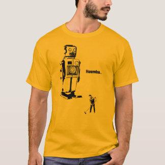 Camiseta Overlords do robô!!! Agora você limpa o assoalho
