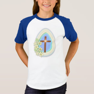 Camiseta Ovo e cruz da janela