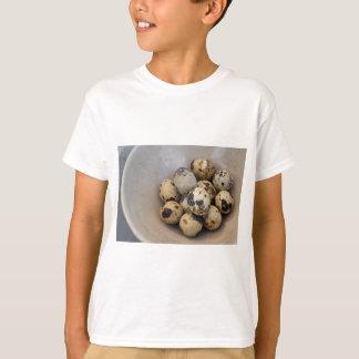 Camiseta Ovos de codorniz