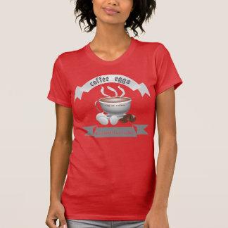 Camiseta ovos do café