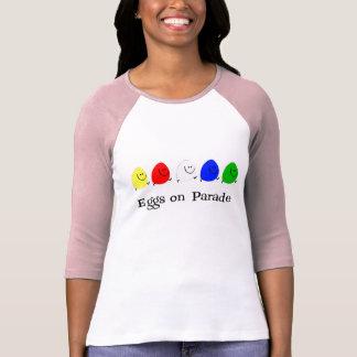 Camiseta Ovos na parada