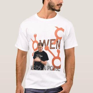 Camiseta Owen precisa uma legião