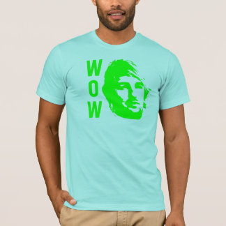 Camiseta Owen Wilson - wow