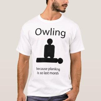 Camiseta Owling