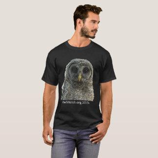 Camiseta OwlWatch 2017 - Fogo (preto somente)