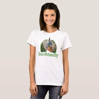 Camiseta Oxímoro Eco-Amigável