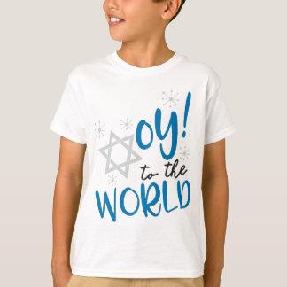 Camiseta Oy ao mundo