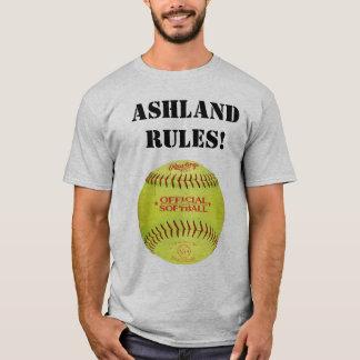 Camiseta p613361dt, regras de Ashland!