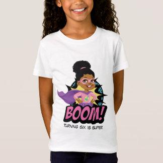 Camiseta P.J. Tuttles naturalmente super, T cabido do bebê