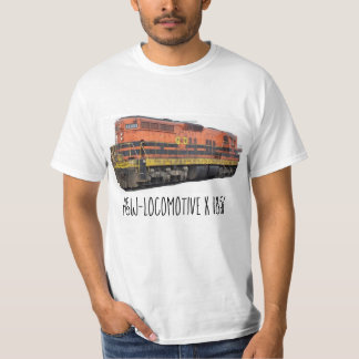 Camiseta P&W-Locomotiva X 1851