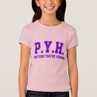 CAMISETA P.Y.H.