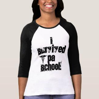 Camiseta PA graduado