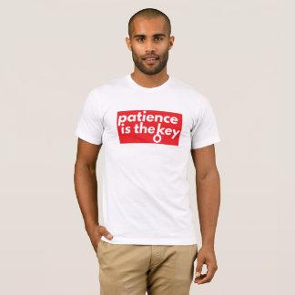 Camiseta Paciência