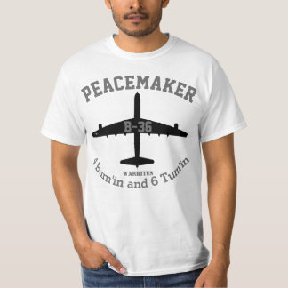 Camiseta Pacificador de Warkites B-36