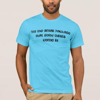 "Camiseta ""Pacote pequeno """