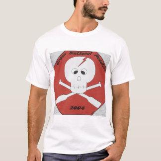 Camiseta paddlers nacionais brutos 2004