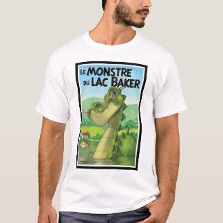 Camiseta Padeiro da laca de Le Monstre du