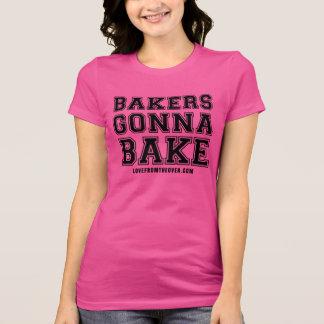 Camiseta Padeiros que vão cozer