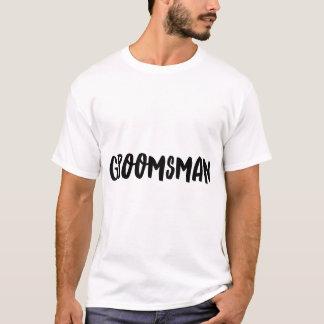 Camiseta Padrinho de casamento