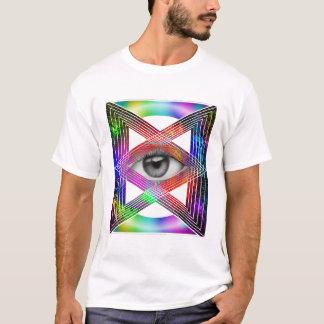 Camiseta Padrões visuais