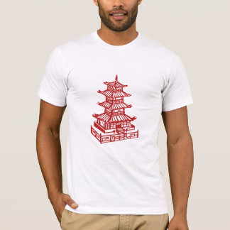 Camiseta pagode
