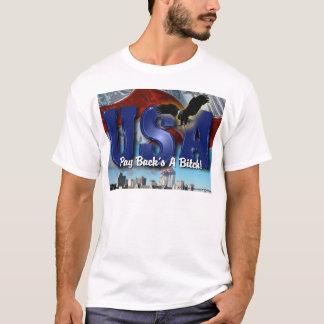 Camiseta Pague para trás