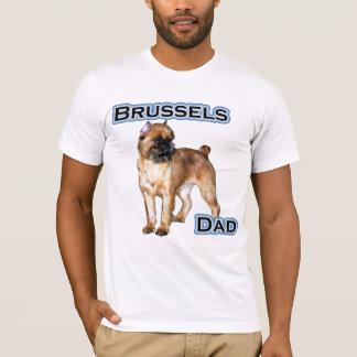 Camiseta Pai 4 de Bruxelas