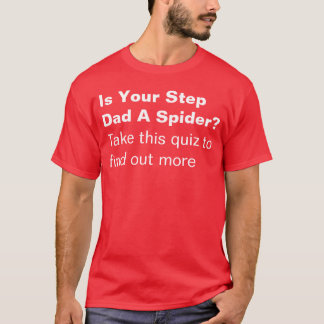 Camiseta pai da aranha