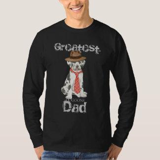 Camiseta Pai de great dane