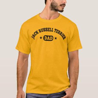 Camiseta Pai de Jack Russell Terrier