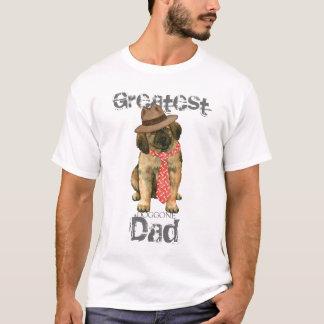 Camiseta Pai de Leonberger