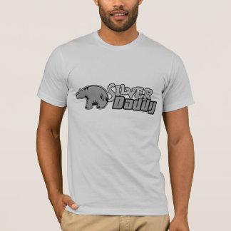 Camiseta Pai de prata