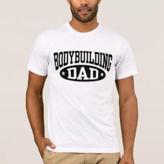 Camiseta Pai do Bodybuilding