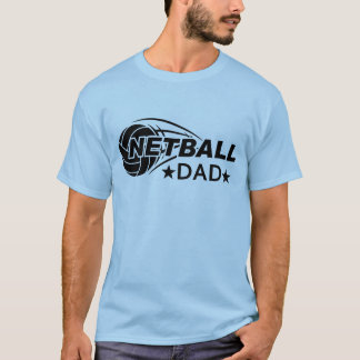 Camiseta Pai do Netball