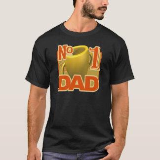 Camiseta Pai do número 1
