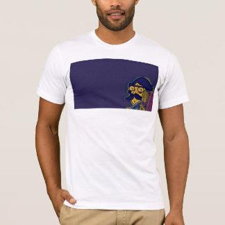Camiseta Pai do olhar fixo esboçado